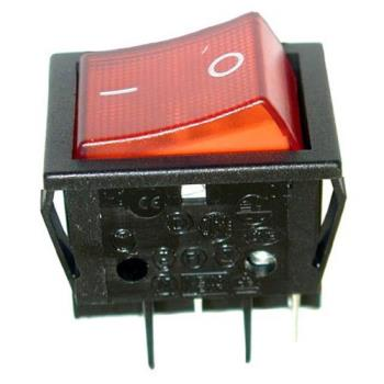 42164 - Allpoints Select - 421435 - DPST On/Off Lighted Rocker Switch Product Image