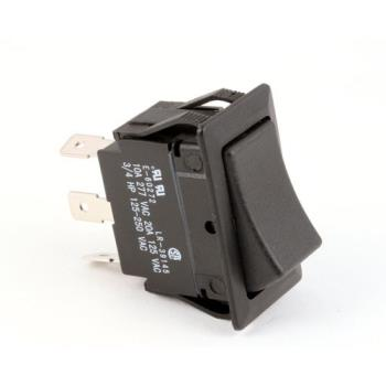 8001173 - American Range - A10001 - Rocker Fan On/On/Maintn Switch Product Image