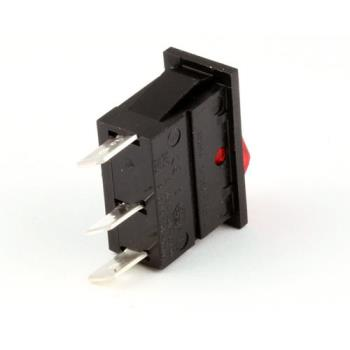 8001462 - APW Wyott - 1305610 - Lighted Red Switch Product Image