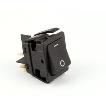8002076 - APW Wyott - 89488 - Rocker Dpst 20A 277V E Switch Product Image