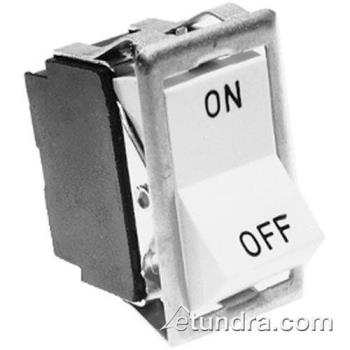 42122 - Blodgett - 6497 - SPST On/Off Rocker Switch Product Image