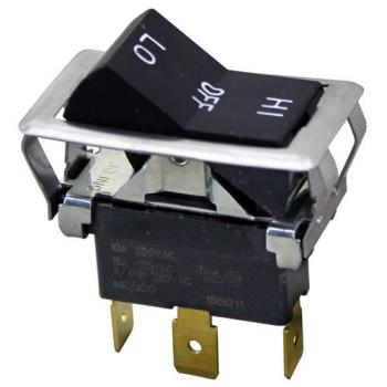 26491 - Blodgett - 6499 - SPDT Hi/Lo Blower Switch Product Image