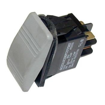 421375 - Cleveland - 2343500 - DPST On/Off Power Rocker Switch Product Image
