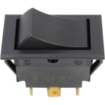 421338 - Commercial - 15A 125/277V On/Off/On Rocker Switch Product Image