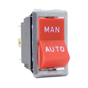42121 - Commercial - 6502 - DPDT Rocker Switch Product Image