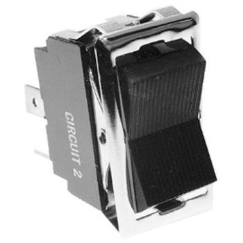 26201 - Commercial - Momentary On/Off 4 Tab Rocker Switch Product Image