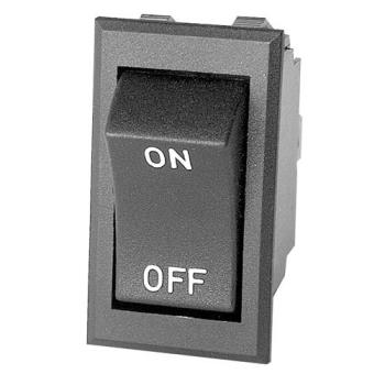 421712 - Commercial - On/Off 3 Tab Rocker Switch Product Image