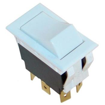 26154 - Commercial - On/Off 6 Tab Rocker Switch Product Image