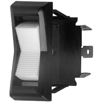 421772 - Cres Cor - 0808-038 - On/Off/On 6 Tab Rocker Switch Product Image