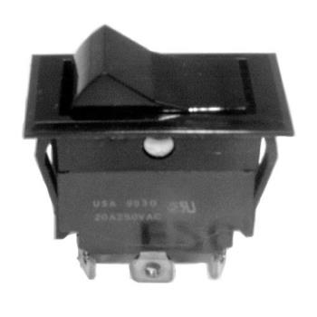 421078 - DCS - 8961K381 - On/Off/On Rocker Switch  Product Image