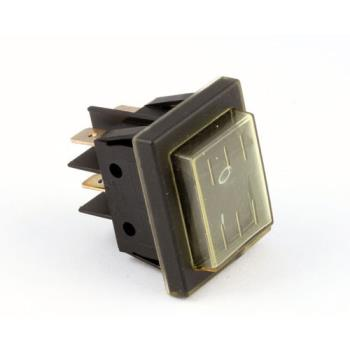 8002951 - Doughpro - 11027452240 - Power Assembly 120/240V Switch Product Image