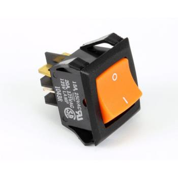 8003064 - Duke - 160406 - 20A @ Dpst Lighted Switch Product Image
