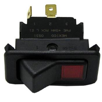 421248 - FWE - SWH RCK L E1 - On/Off Lighted Rocker Switch Product Image