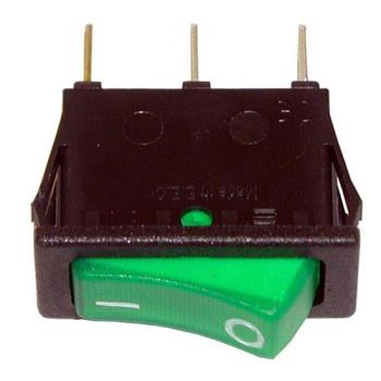 421420 - Garland - 2146800 - On/Off 3 Tab Lighted Rocker Switch Product Image
