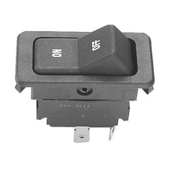421292 - Groen - 088876 - DPST On/Off Rocker Switch Product Image