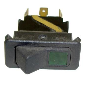 421376 - Groen - GR099290 - DPST On/Off Lighted Rocker Switch Product Image