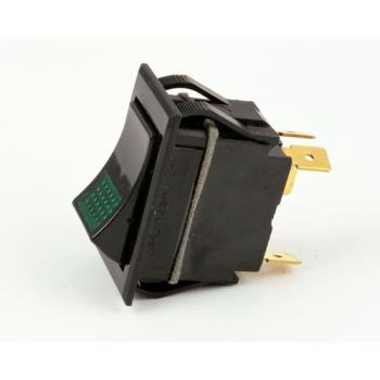 GROZ087951 - Groen - Z087951 - Rocker Switch SPST Product Image