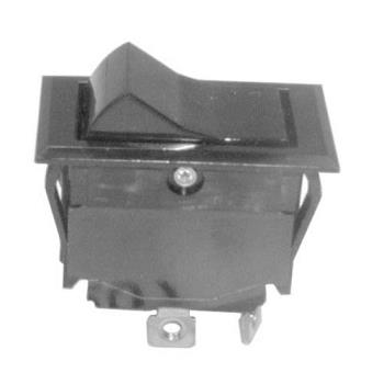 421076 - Hatco - 02.19.015 - DPST On/Off 4 Tab Rocker Switch Product Image