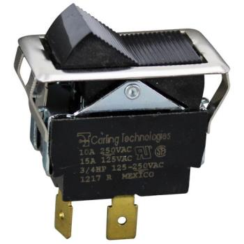 421652 - Hobart - 343224-25 - On/Off 2 Tab Rocker Switch Product Image