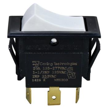 421723 - Jade - 2035600000 - SPDT On/Off/On 3 Tab Rocker Switch Product Image