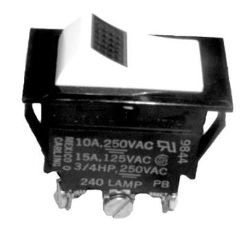421242 - Middleby Marshall - 3003830 - Lighted On/Off Rocker Switch Product Image
