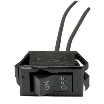 421509 - Nemco - 45379 - On/Off Rocker Switch with Wire Leads Product Image