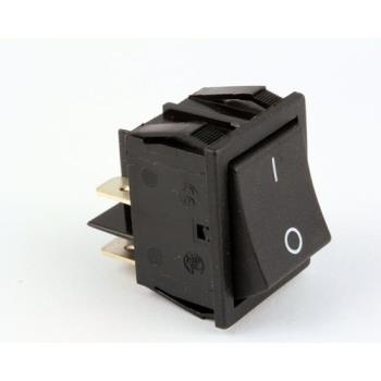 8004992 - Nor-Lake - 124026 - Switch ROCKER-PWR DPST 125/250 Product Image