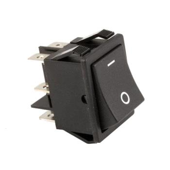 8005024 - Nor-Lake - 141262 - Switch Rocker On/On 20A@125Vac Product Image