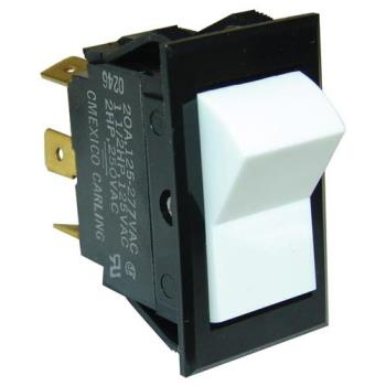 421126 - Original Parts - 421126 - DPDT On/On 6 Tab Rocker Switch Product Image