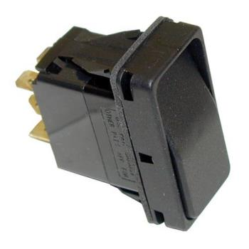 421282 - Original Parts - 421282 - On/On 6 Tab Rocker Switch Product Image