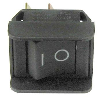 42134 - Original Parts - 421501 - DPST On/Off 4 Tab Rocker Switch Product Image