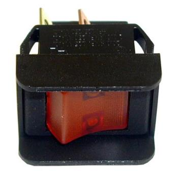 421439 - Prince Castle - 78-172S - On/Off 4 Tab Rocker Switch Product Image