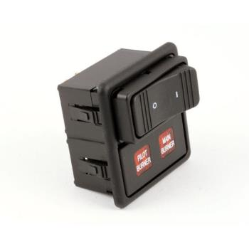 8009036 - Vulcan Hart - 00-855002-00001 - Power Indicator Light Switch Product Image