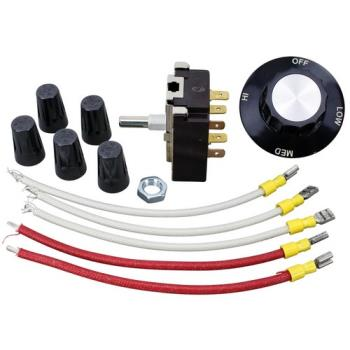 26153 - Middleby Marshall - 34414 - 3-Way Rotary Switch Kit Product Image