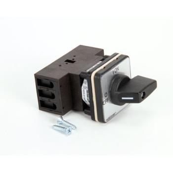 8004609 - Nieco - 21314 - 40A Rotary 3 Pole Switch Product Image