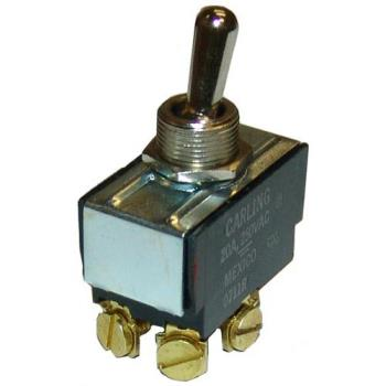 62200 - Commercial - 20 Amp Warmer Toggle Switch Product Image