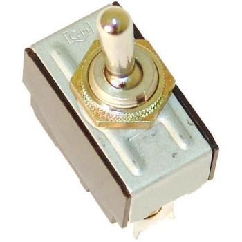 264083 - Commercial - 30 Amp SPST On/Off Toggle Switch Product Image