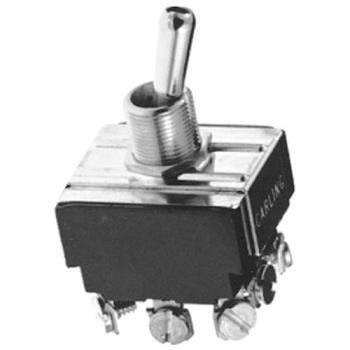 421056 - Commercial - 3PDT On/Off/On Toggle Switch Product Image