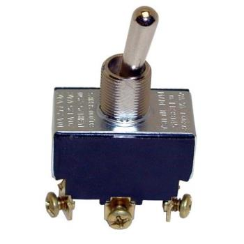 42144 - Commercial - DPDT On/Off/On 6 Screw Toggle Switch Product Image