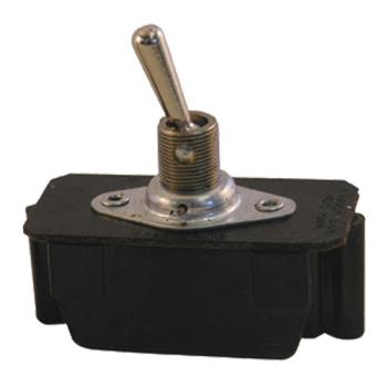 42167 - Commercial - DPST On/Off 250 V 4 Tab Toggle Switch Product Image