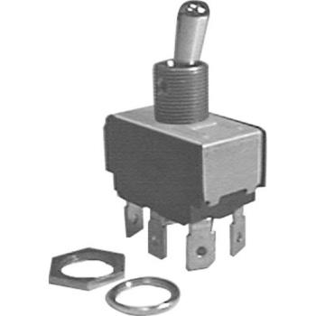 421665 - Commercial - Soft/Crisp On/Off 6 Tab Toggle Switch Product Image