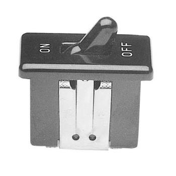 42110 - Commercial - SPST On/Off 2 Screw Switch Product Image