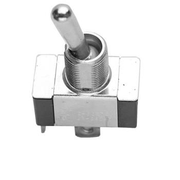 42140 - Commercial - SPST On/Off 2 Screw Toggle Switch Product Image