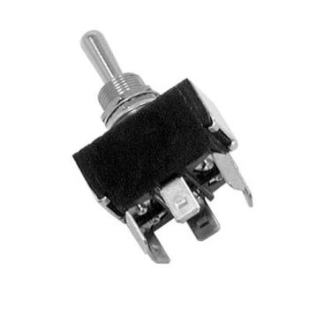 GLO9528 - Globe - 952-8 - On/Off/On 6  Tab Toggle Switch Product Image