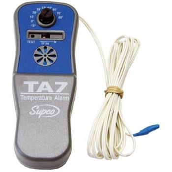 721151 - Commercial - Battery Operated Temperature Alarm w/ 10° - 80° Range Product Image