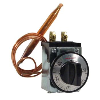 42501 - Commercial - Warmer Thermostat & Dial w/ 60° - 250° Range Product Image