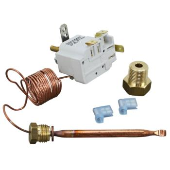 461398 - Original Parts - 461398 - EM-1A Thermostat w/ 140° - 284°F Range Product Image