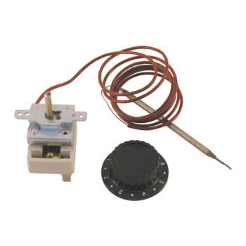 42528 - Randell - EL-HFT0201 - Steam Table Thermostat w/ Knob Product Image