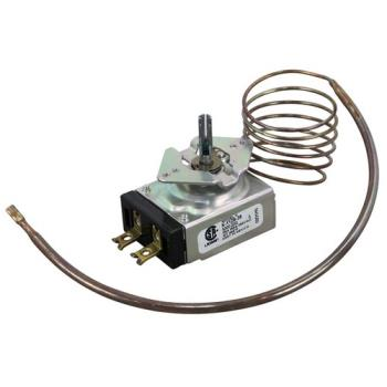 42550 - Wells - WS-60282 - Round Warmer Thermostat w/ 100° - 450° Range Product Image