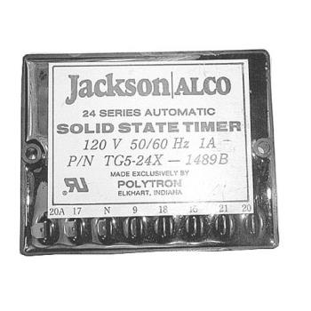 421200 - Jackson - 5945-307-01-00 - Solid State Timer Product Image